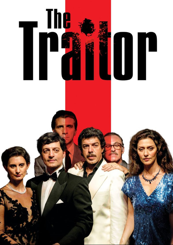 'The Traitor (Il Traditore)' movie poster