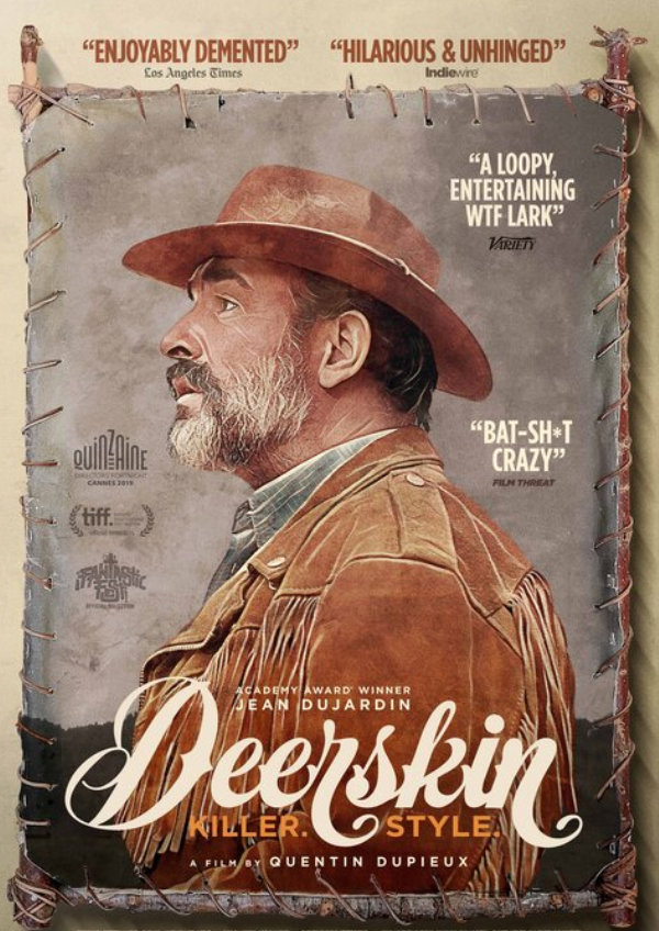 'Deerskin (Le Daim)' movie poster