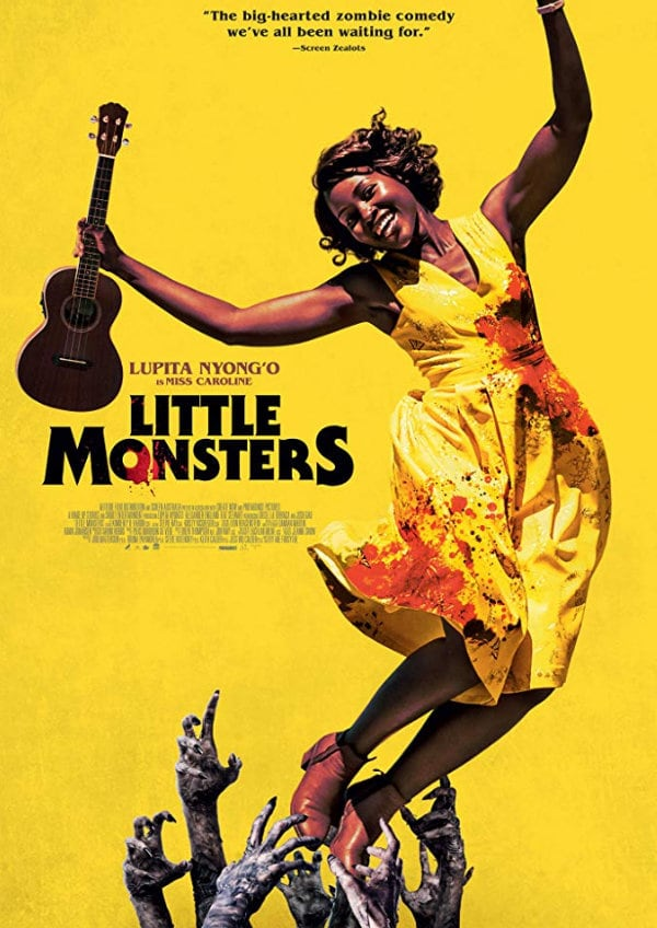 'Little Monsters' movie poster