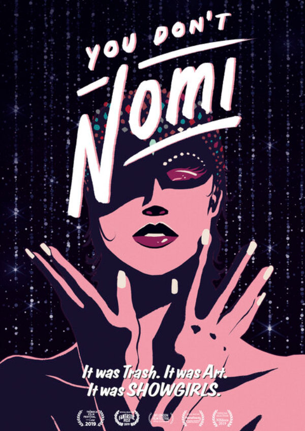 'You Don't Nomi' movie poster