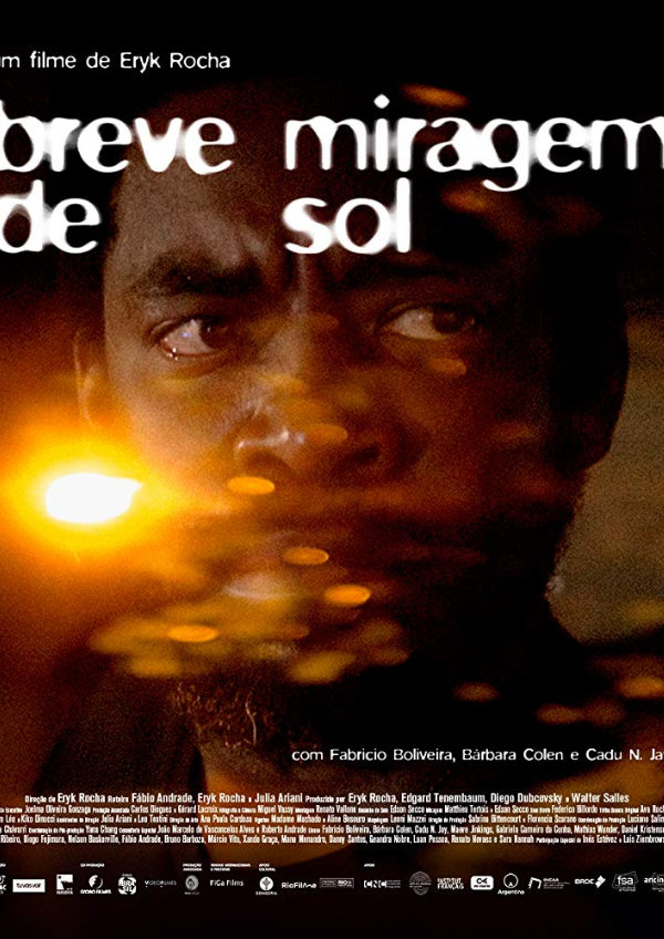 'Burning Night (Breve Miragem de Sol)' movie poster
