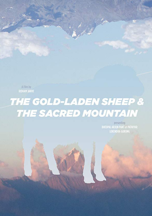 'The Gold-Laden Sheep & The Sacred Mountain' movie poster