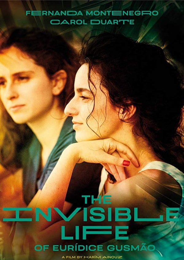 'The Invisible Life of Eurídice Gusmão' movie poster