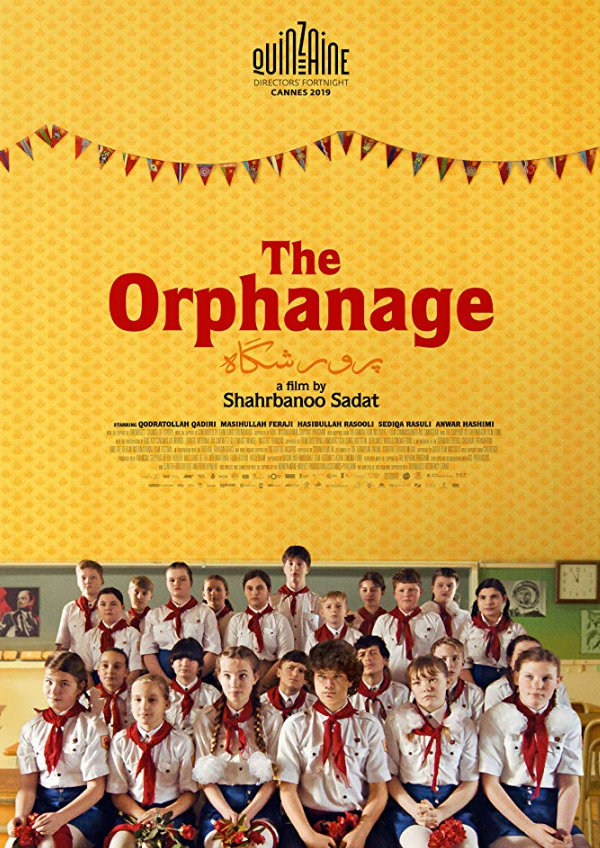 'The Orphanage (Parwareshghah)' movie poster