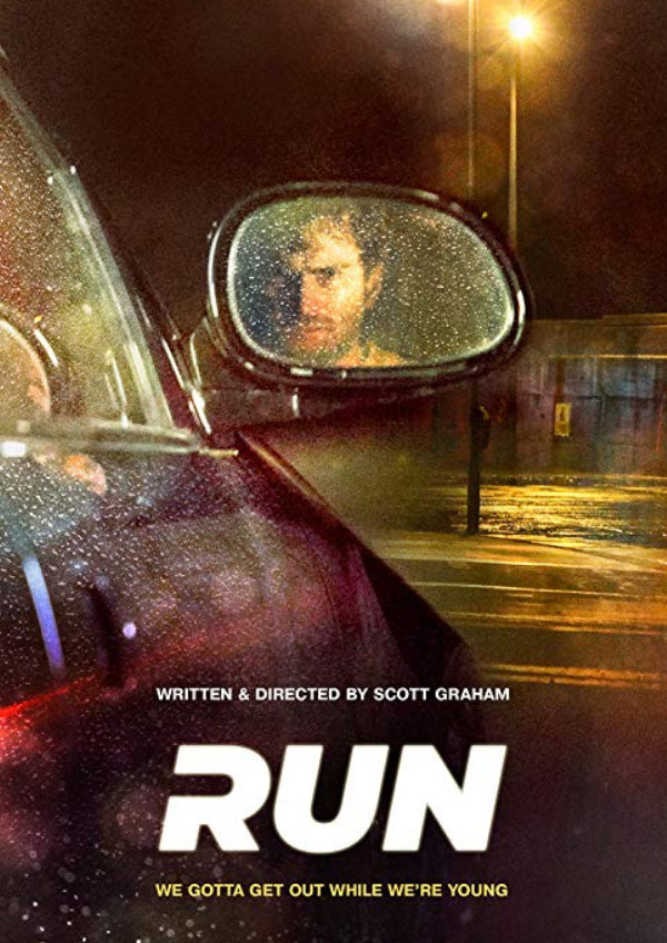 'Run' movie poster