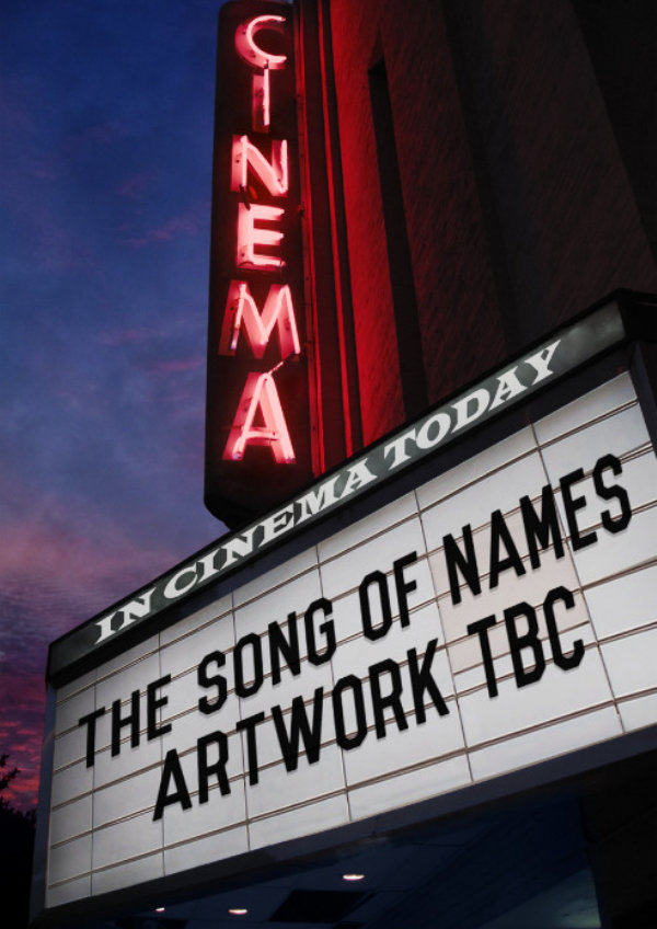 'The Song of Names' movie poster