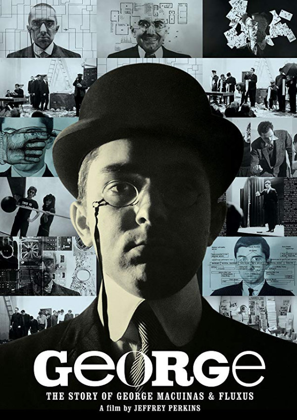 'George: The Story of George Maciunas and Fluxus' movie poster