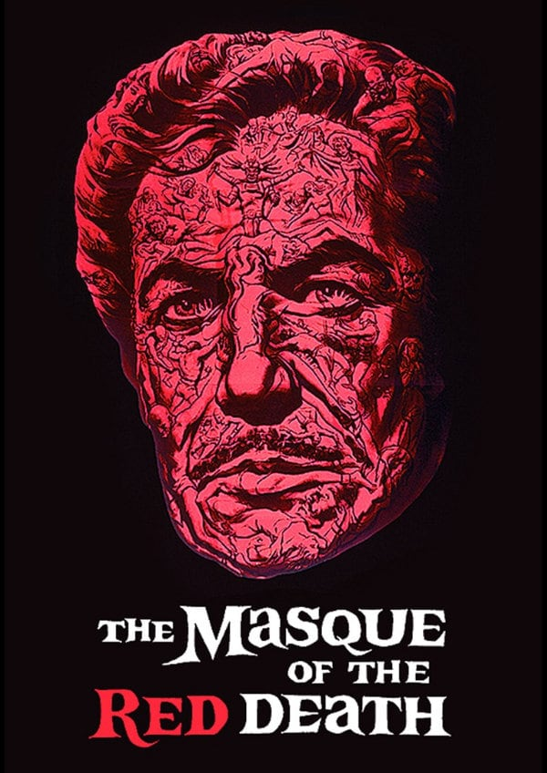 'The Masque of the Red Death' movie poster