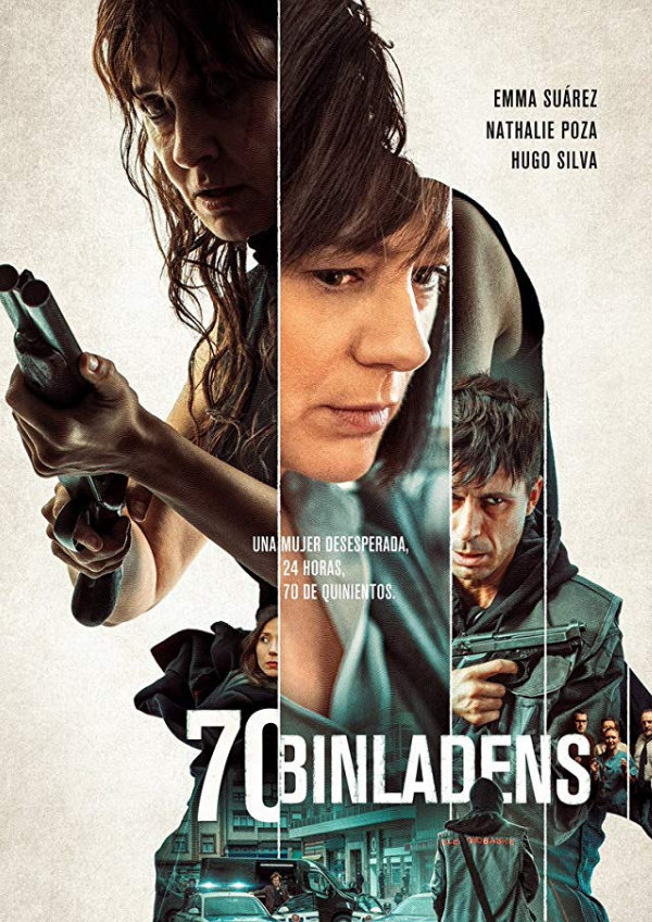 '70 Big Ones (70 Binladens)' movie poster