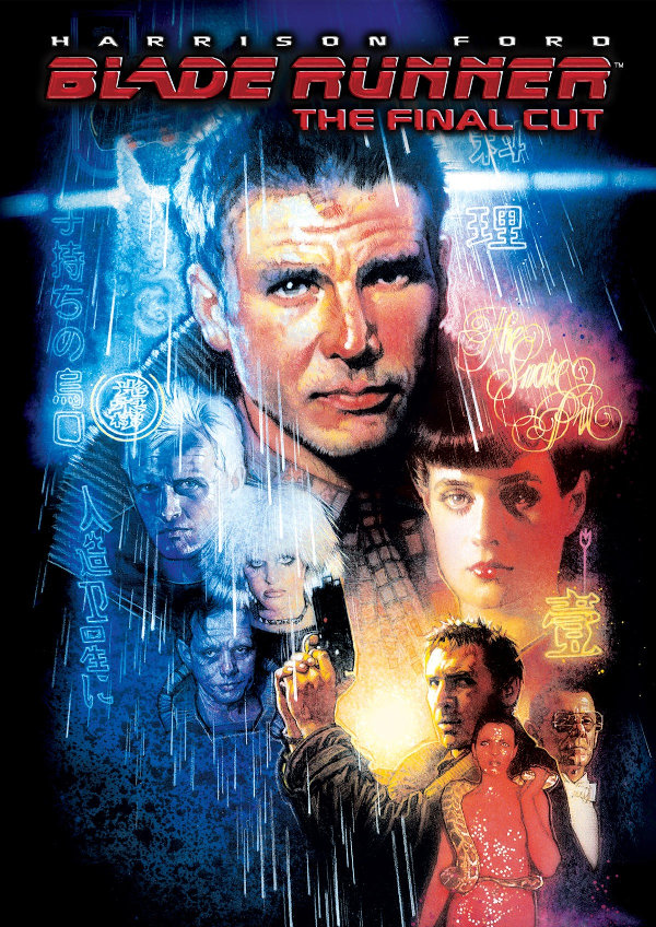'Blade Runner: The Final Cut' movie poster