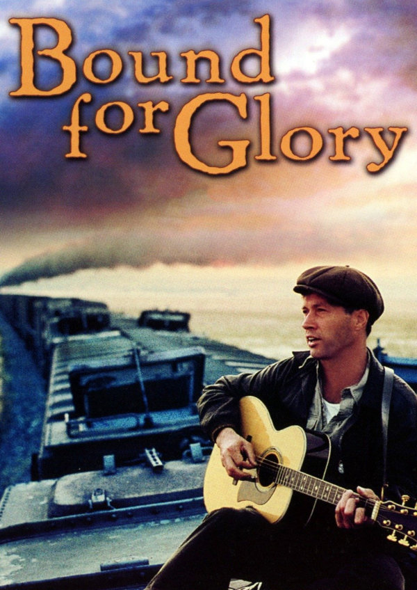 'Bound For Glory' movie poster