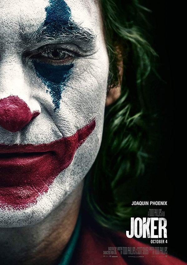 'Joker' movie poster