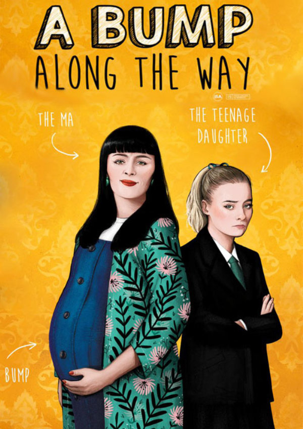 'A Bump Along The Way' movie poster