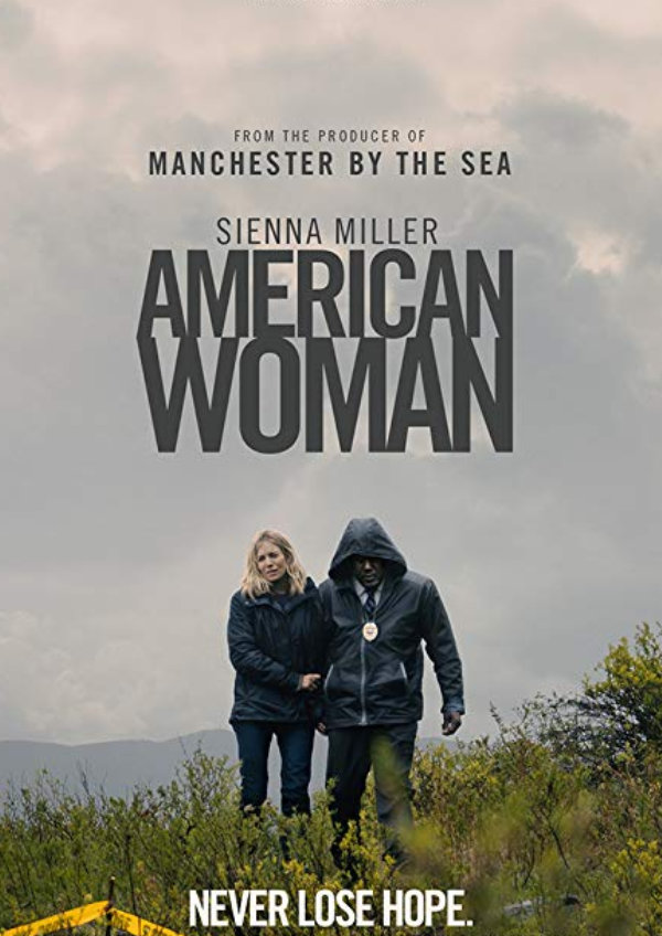 'American Woman' movie poster