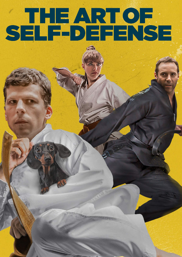 'The Art of Self-Defense' movie poster