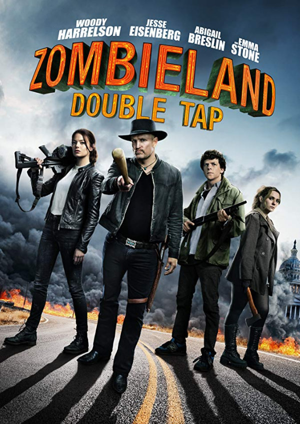 'Zombieland: Double Tap' movie poster