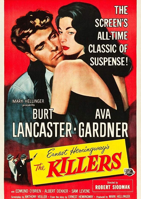 'The Killers' movie poster