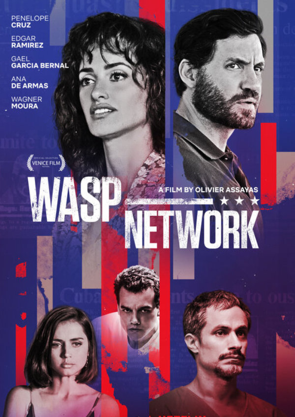 'Wasp Network' movie poster