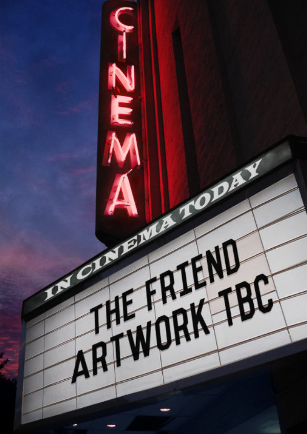 'The Friend' movie poster