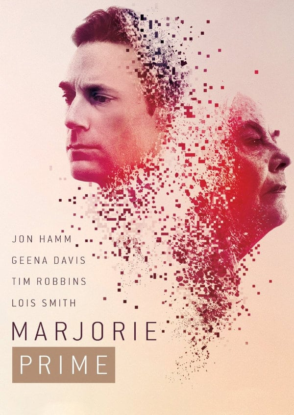 'Marjorie Prime' movie poster