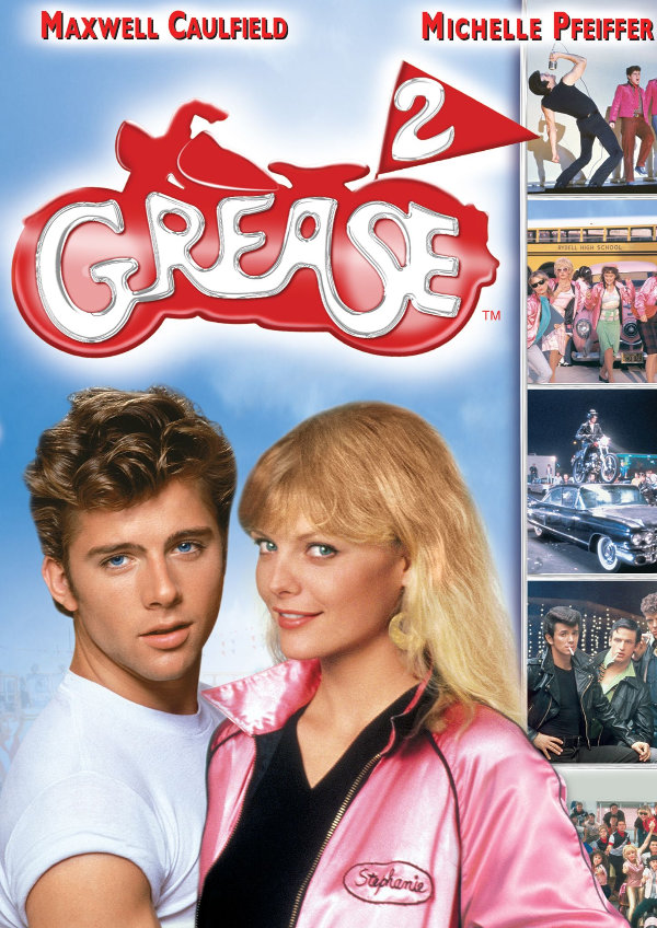 'Grease 2' movie poster