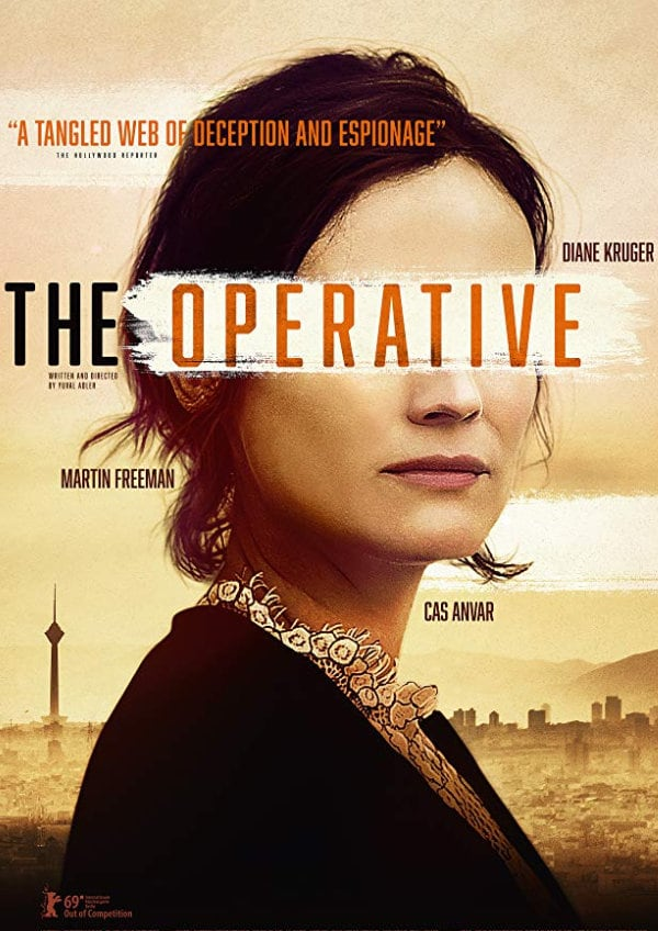 'The Operative' movie poster