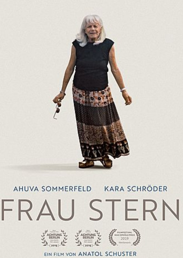 'Ms Stern (Frau Stern)' movie poster