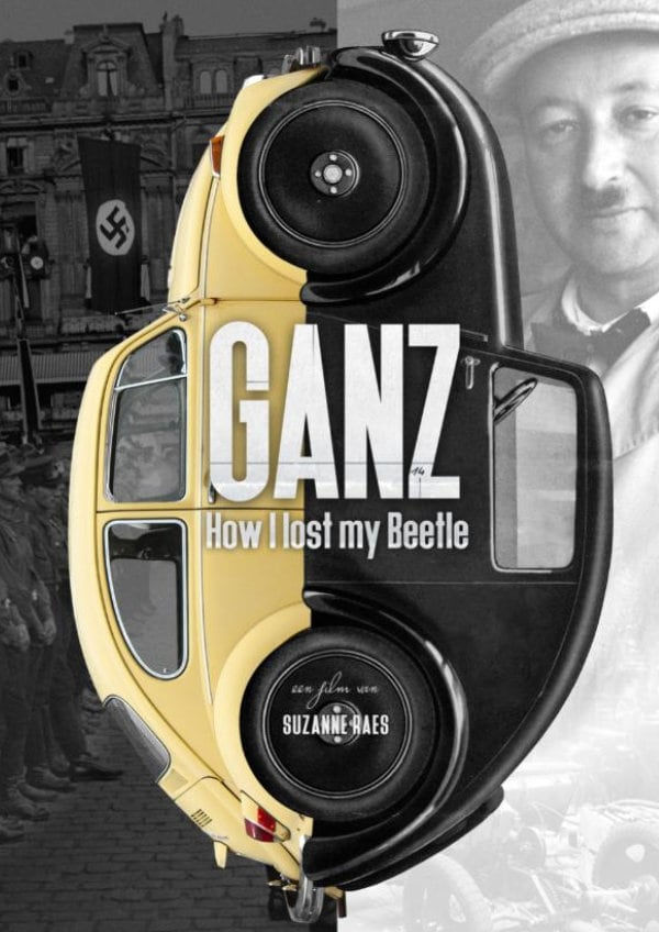 'Ganz: How I Lost My Beetle' movie poster