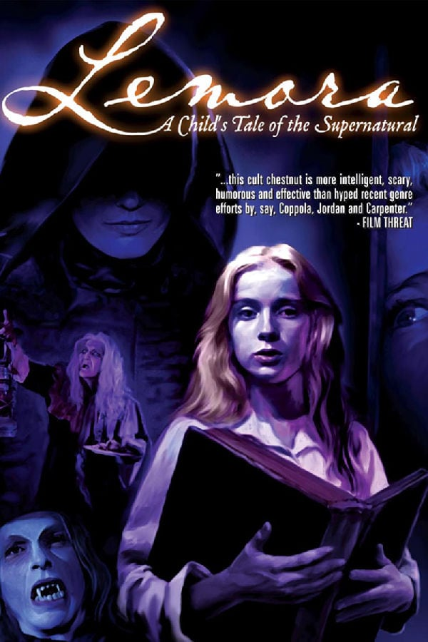 'A Child's Tale of the Supernatural' movie poster
