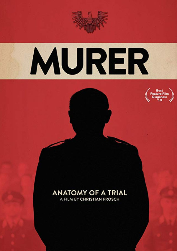 'Murer: Anatomy of a Trial' movie poster