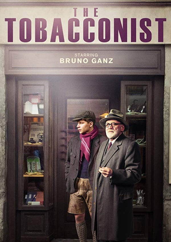 'The Tobacconist (Der Trafikant)' movie poster