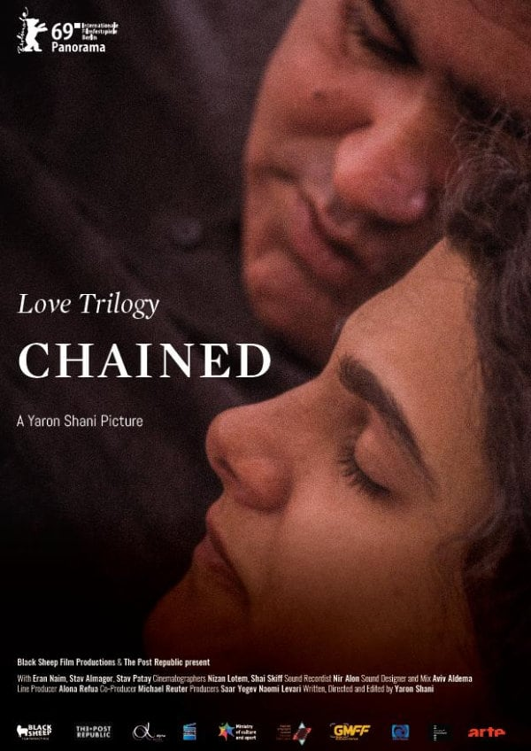 'Love Trilogy: Chained' movie poster