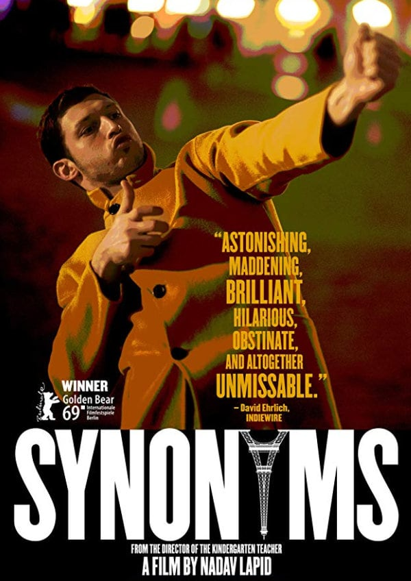 'Synonyms' movie poster