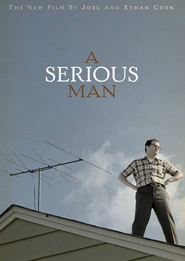 'A Serious Man' movie poster