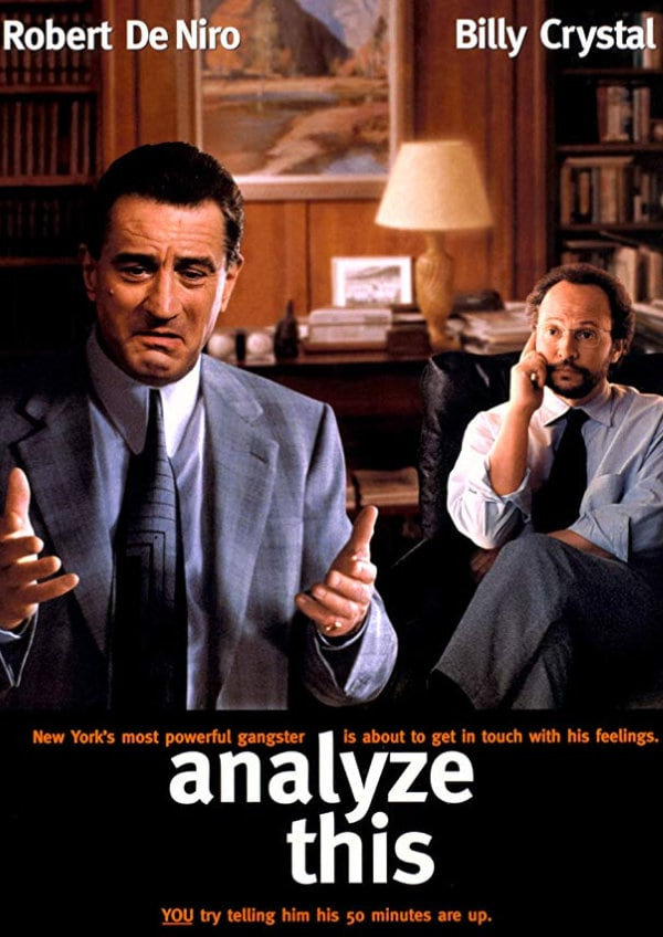 'Analyze This' movie poster