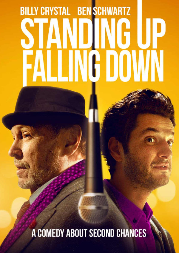 'Standing Up, Falling Down' movie poster