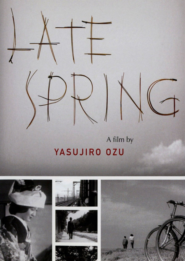 'Late Spring' movie poster