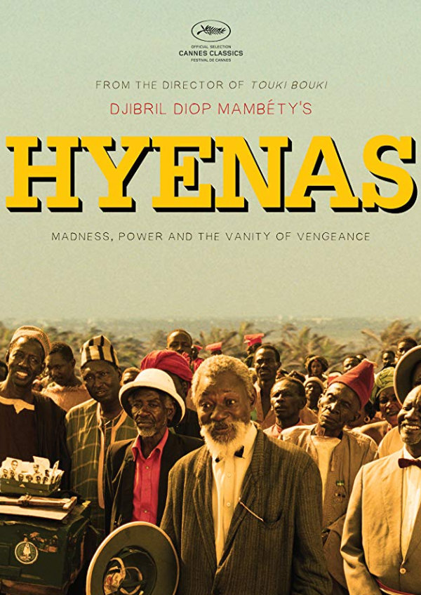 'Hyenas (Hyènes)' movie poster