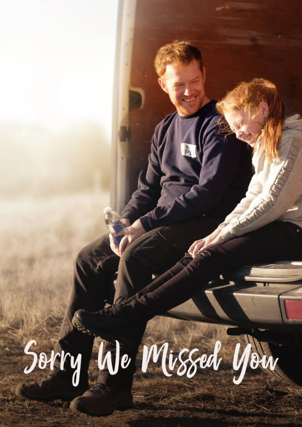 'Sorry We Missed You' movie poster