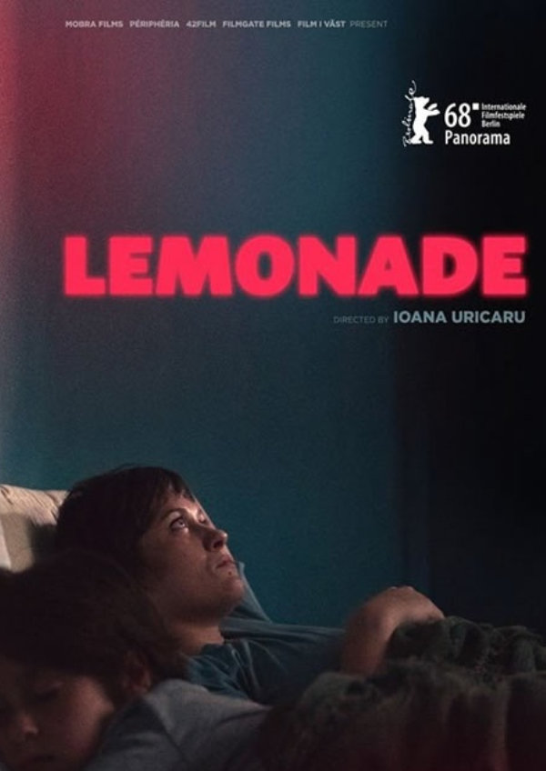 'Lemonade' movie poster