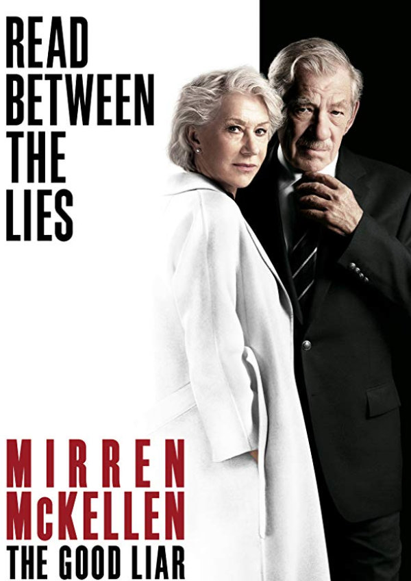 'The Good Liar' movie poster