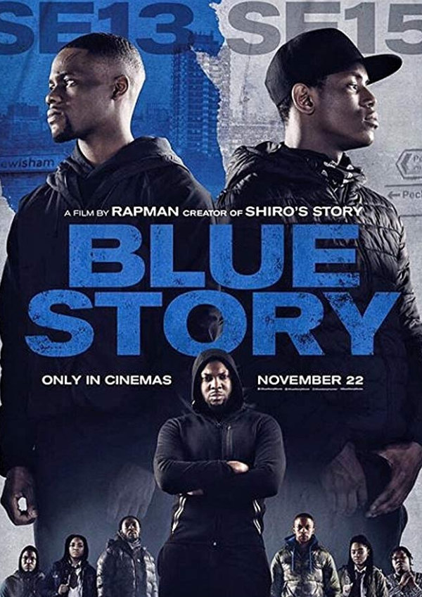 'Blue Story' movie poster