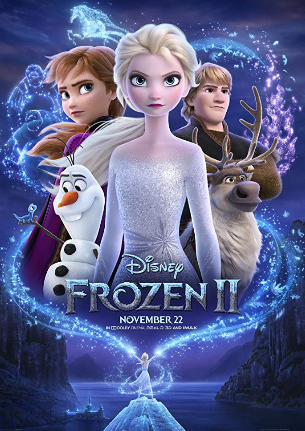'Frozen 2' movie poster