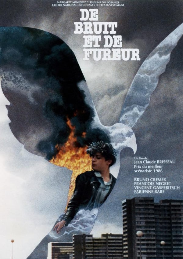 'Sound And Fury (De Bruit Et De Fureur)' movie poster