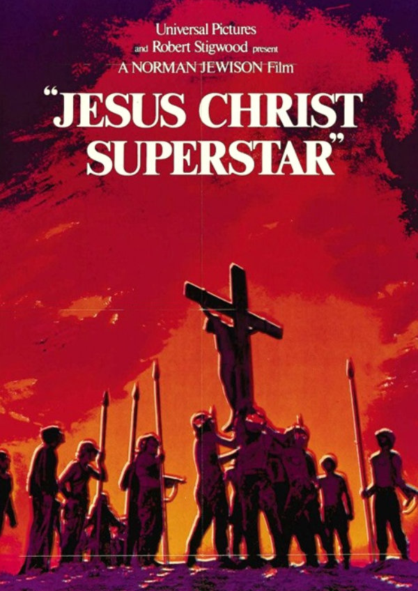 'Jesus Christ Superstar' movie poster