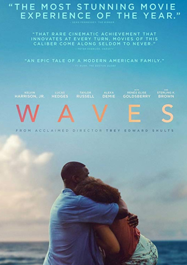'Waves' movie poster