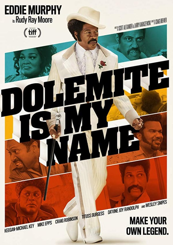 'Dolemite Is My Name' movie poster