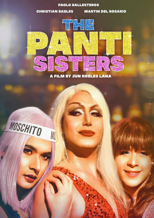 'The Panti Sisters' movie poster