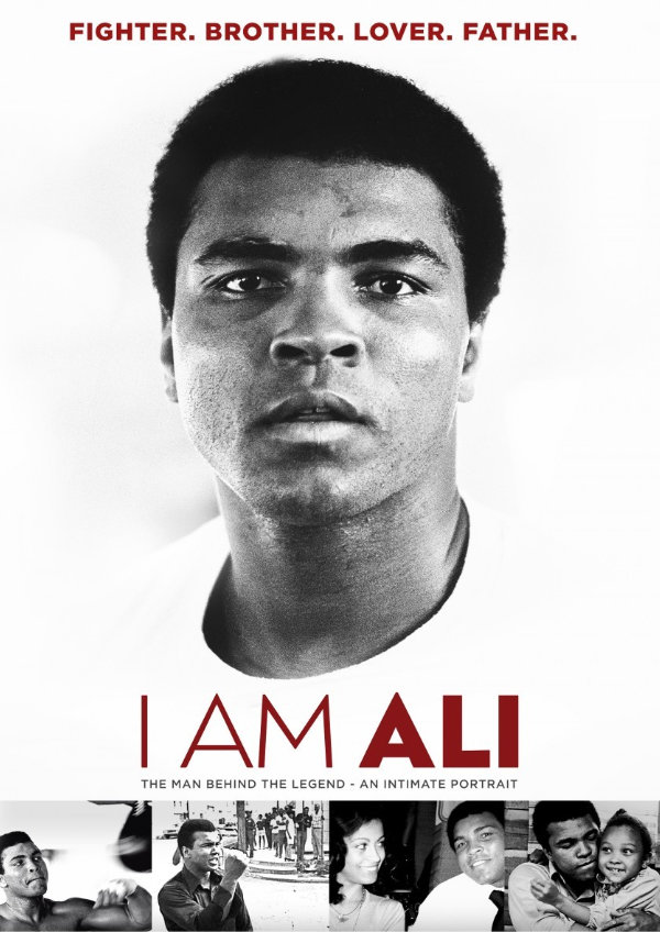 'I Am Ali' movie poster