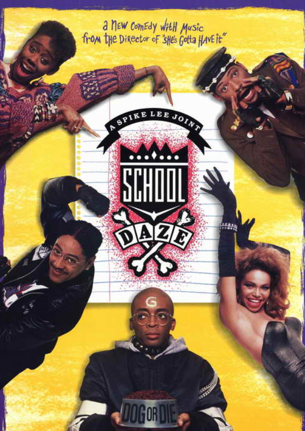 'School Daze' movie poster